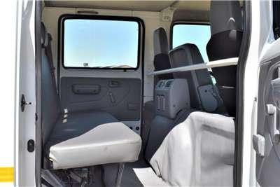 Hino 300 Series 815 Crew Cab LWB Drop side Auto Truck