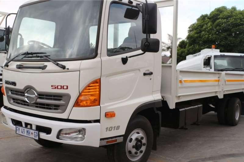 Hino Truck 500 1018 Dropside 2017
