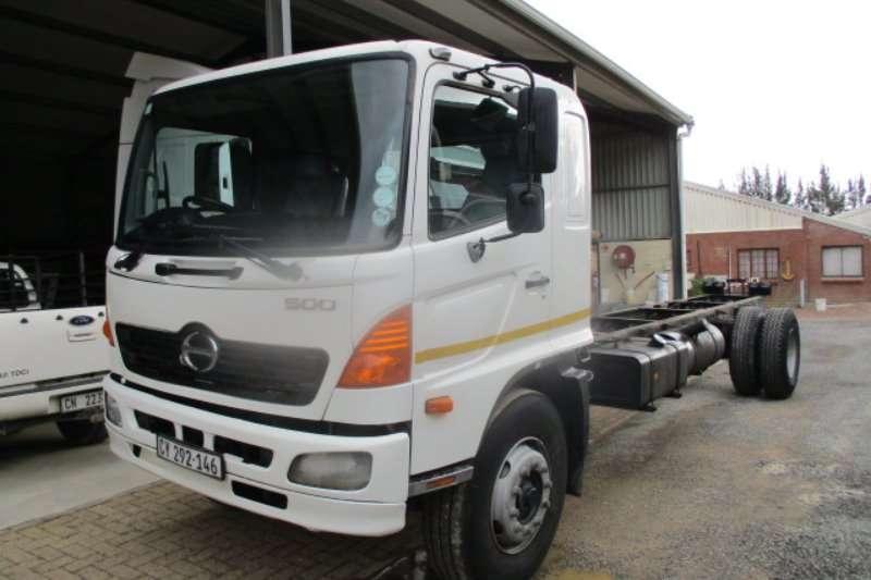 Hino Truck 500 16 26 2011