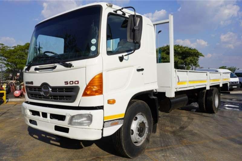 Hino Truck 500 1626 Dropside 2010