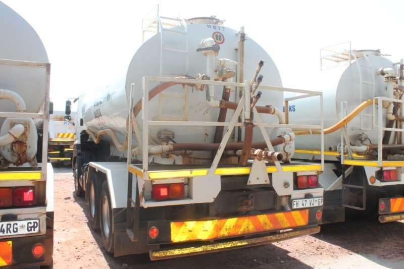 Hino Truck 700 2828 18000L Water Truck 2016