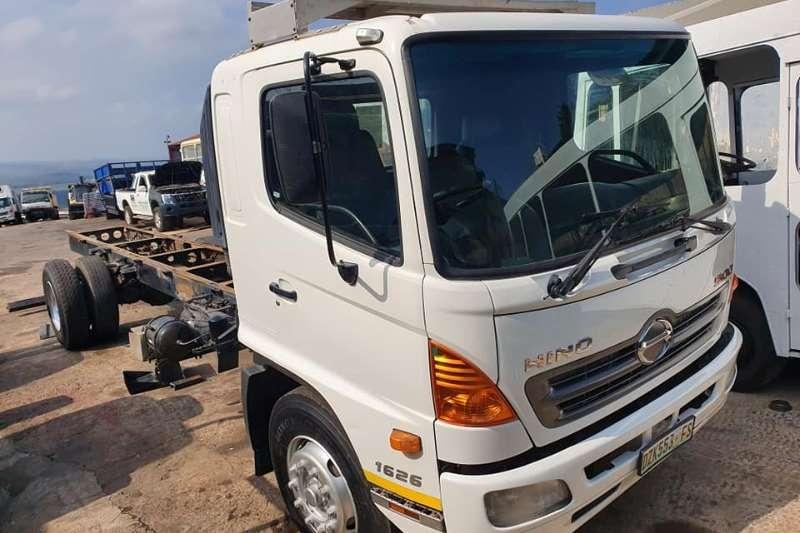 Hino Truck Chassis cab 2011 Hino 500 1626 2011