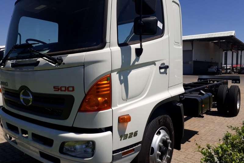 Hino Truck Chassis cab Hino 1326 FC 7 Ton 2020