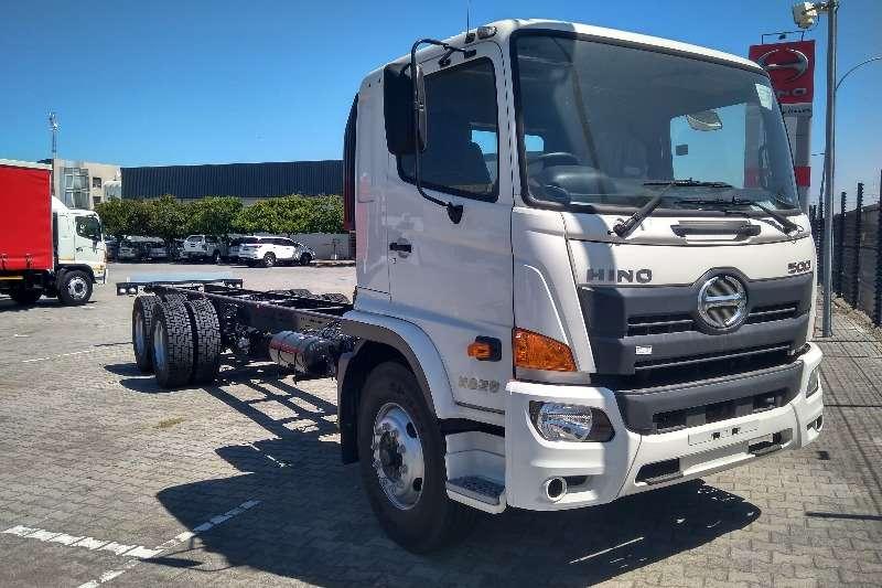Hino Truck Chassis cab Hino 500, 2829 2020