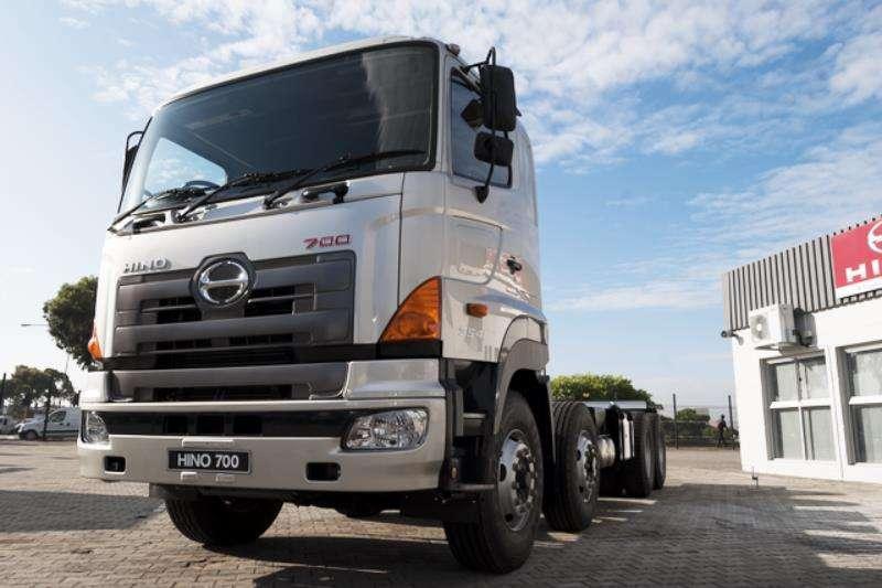 Hino Truck Chassis cab Hino 700 2020