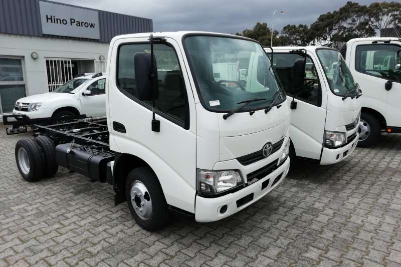 Hino Truck Chassis cab New Dyna 2020