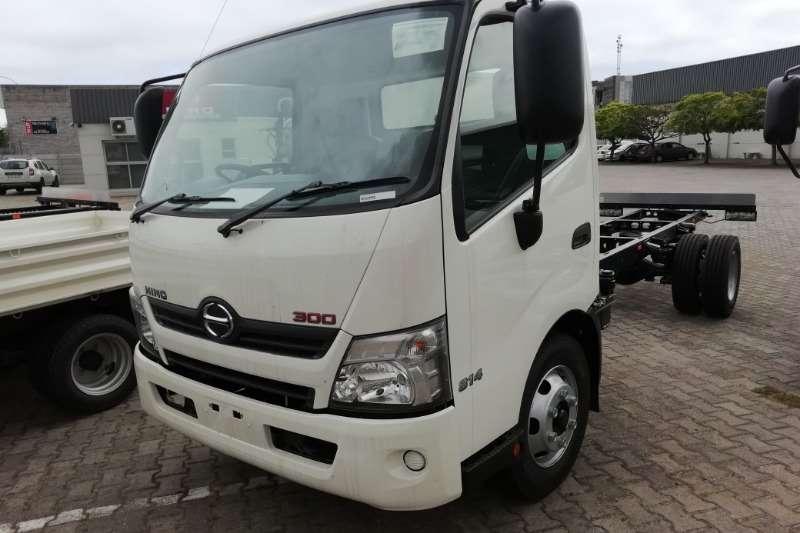 Hino Truck Chassis cab New Hino 300 814 2019