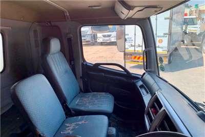Hino Curtain side 500 1626 Truck