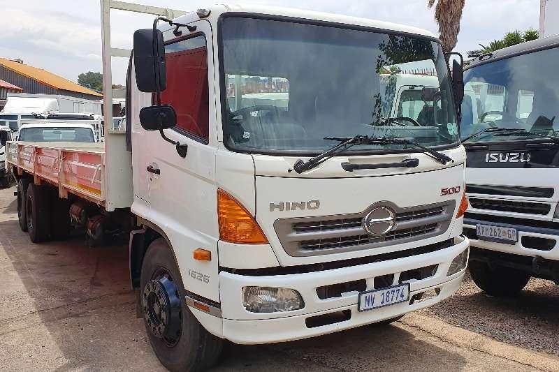 Hino Truck Dropside 1626 2010