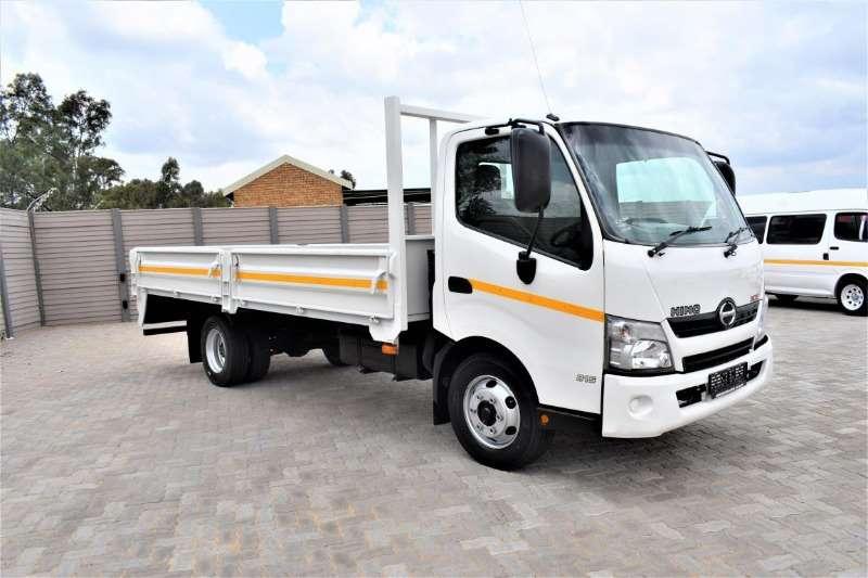 Hino Truck Dropside 300 Series 815 LWB Auto 2016