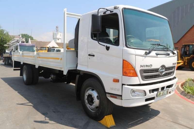 Hino Truck Dropside 500 1626 Dropside 2014