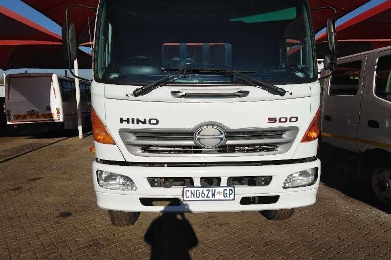 Hino Truck Dropside 500 2829 L.W.B. 8 TON DROPSIDE 2013