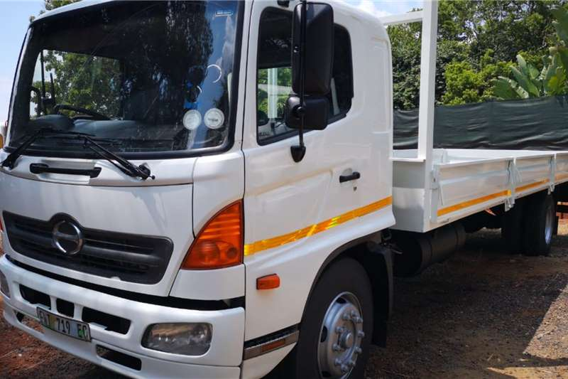 Hino Truck Dropside 8ton dropside new dropside
