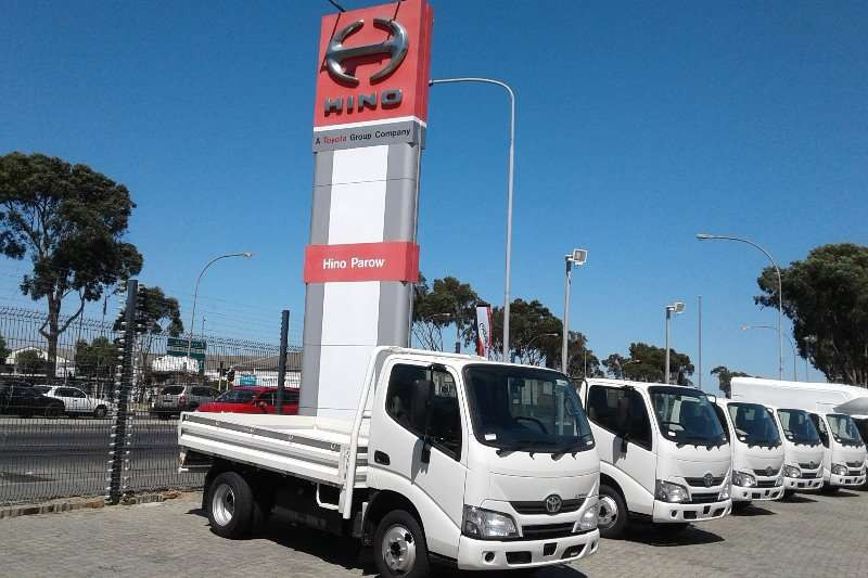Hino Truck Dropside Dyna  1.5 new stock  please contact for price 2020