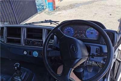 Hino Dropside HINO 12 TON TAG AXLE Truck
