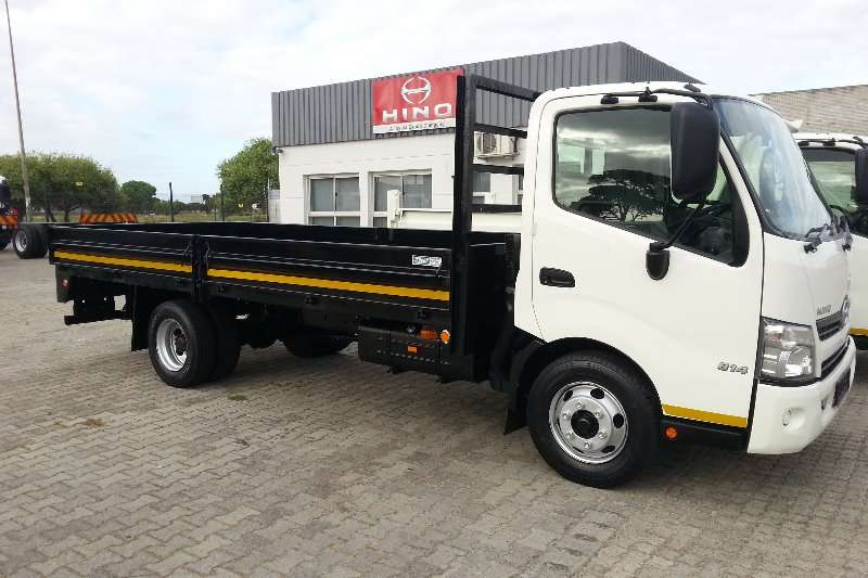 Hino Dropside Hino 300 814 Dropside Truck