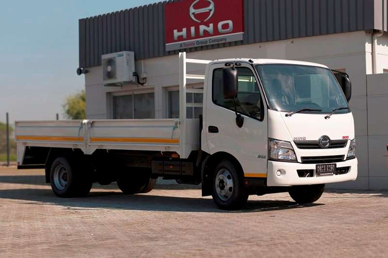 Hino Truck Dropside Hino 300 815 Dropside 2020