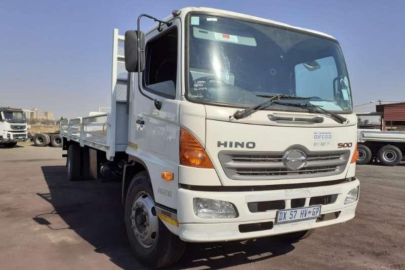 Hino Truck Dropside HINO 500 1626 DROPSIDE 2015