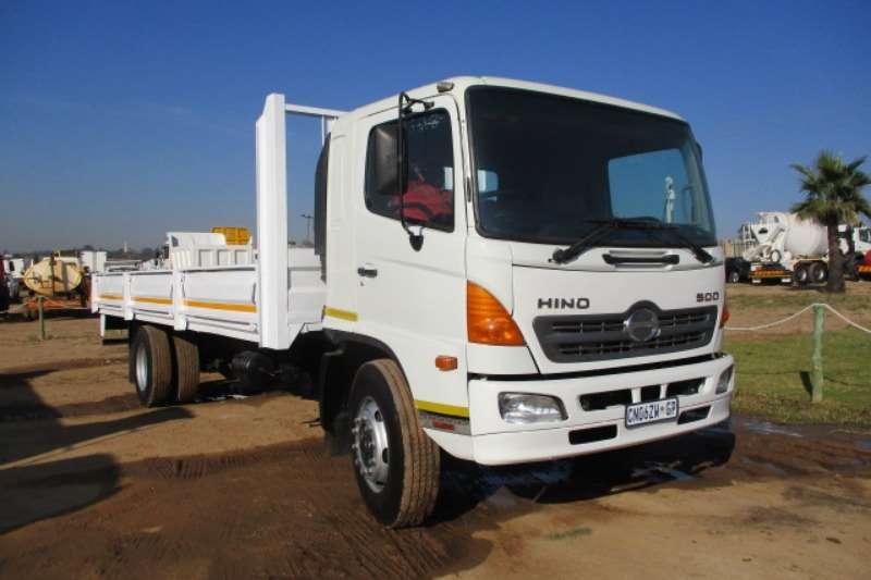 Hino Truck Dropside HINO 500 DROPSIDE