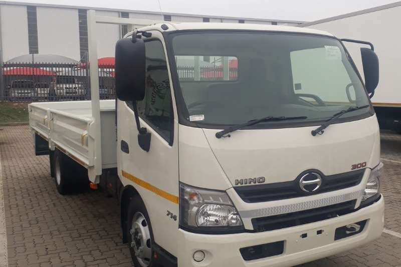 Hino Truck Dropside Hino 714 lwb with Dropside Body 2020