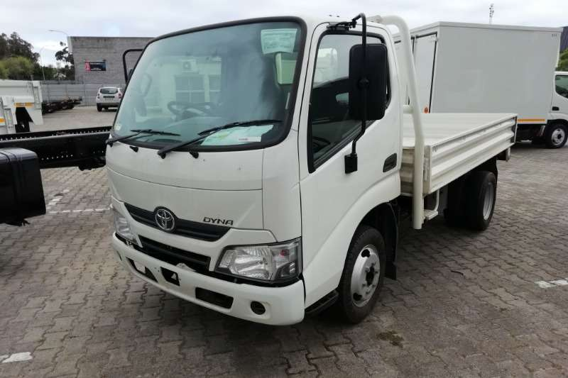Hino Truck Dropside New Dyna 2019