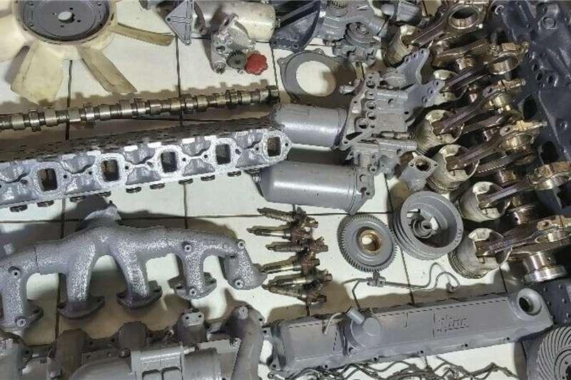 Hino Truck EM100 Engine