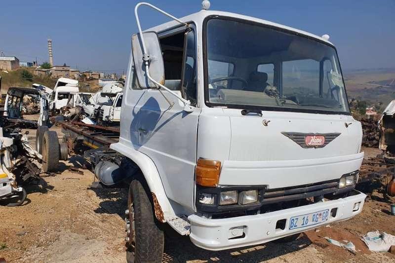 Hino Truck Hino 14 177 6x2