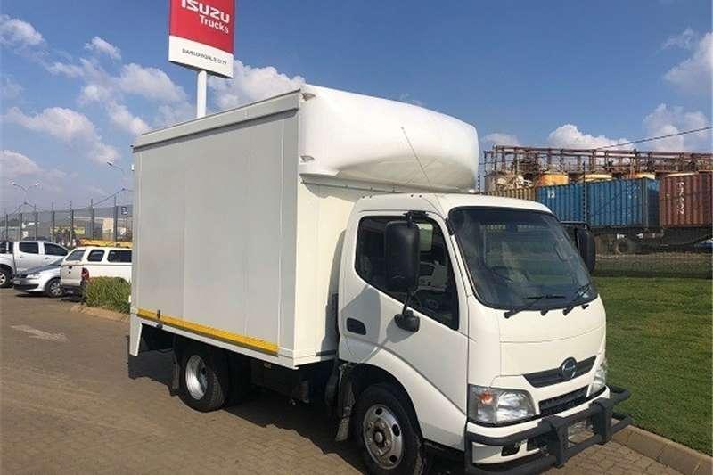 Hino Truck HINO 300 614 SWB (AL3) F/C C/C 2016