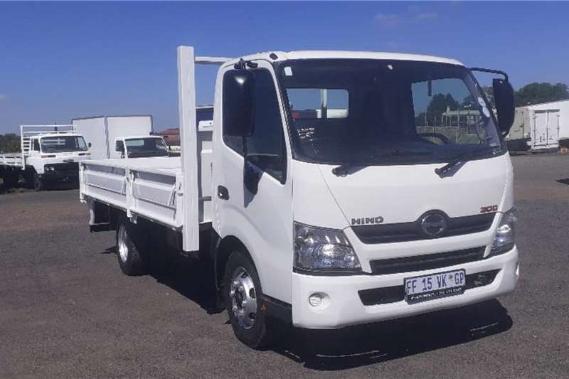 Hino Truck HINO 300 714 DROPSIDE 2016