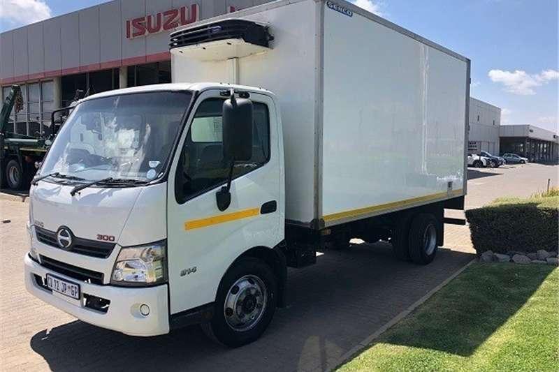 Hino Truck HINO 300 814 LWB (AZ3) F/C C/C 2012