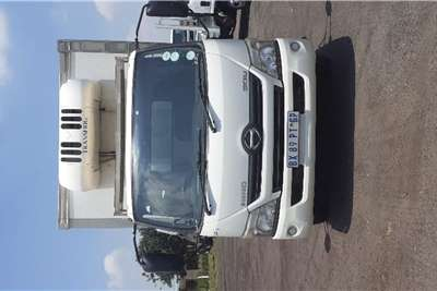 Hino HINO 300 915 FRIDGE BODY TRANSFRIDGE UNIT 660KV Truck