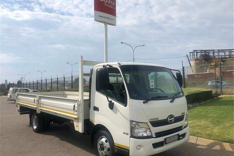 Hino Truck HINO 300 915 LWB (BA3) F/C C/C 2018