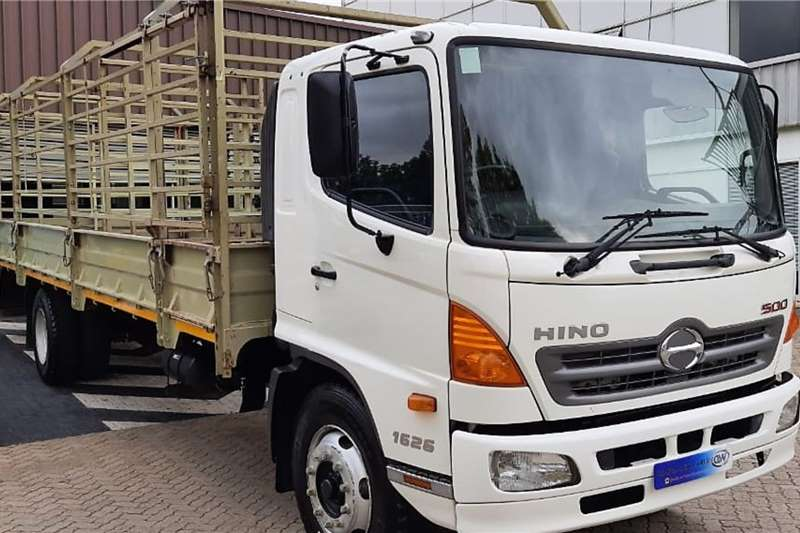 Hino Truck Hino 5001626 (DW5) 4X2 F/C C/C 2017