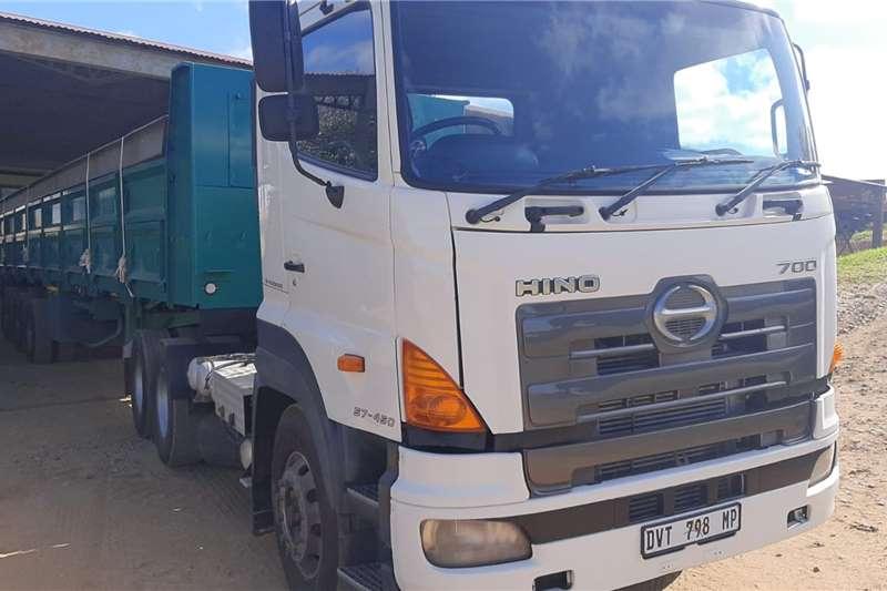 Hino Hino 700 / 480 Hp Truck
