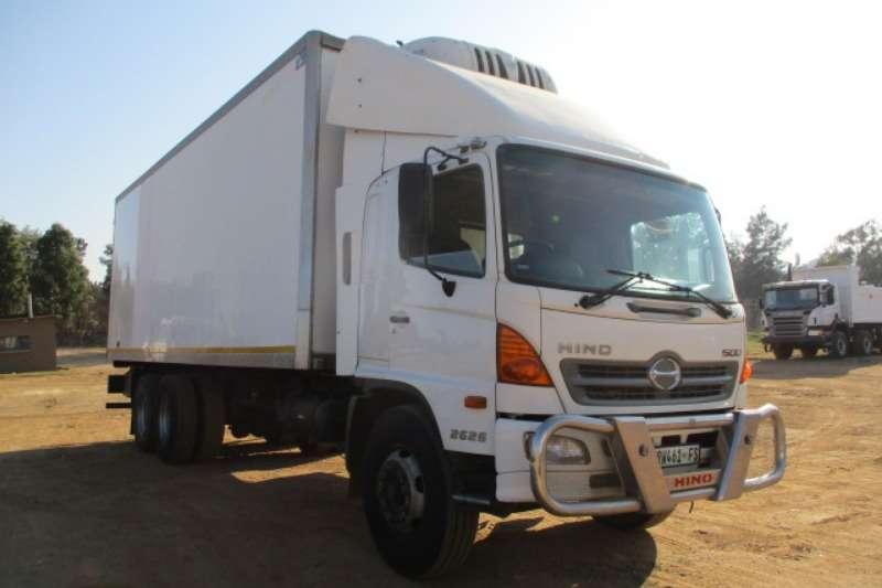 Hino Truck Insulated fridge unit HINO 500 2626 REFRIGERATED TRUCK 2015