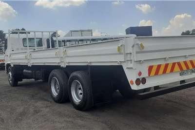 Hino Lowbed HINO 500 15257 DROPSIDE Truck