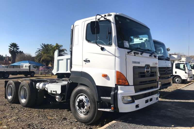 Hino Truck Other 700 28-418 Profia Horse 2008