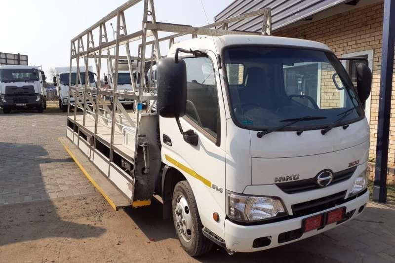 Hino Truck Other HINO 300 614 GLASS BODY 2017