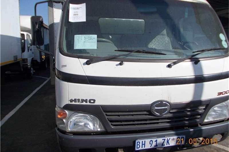 Hino Truck Other HINO 4T 300 C/BODY 2011