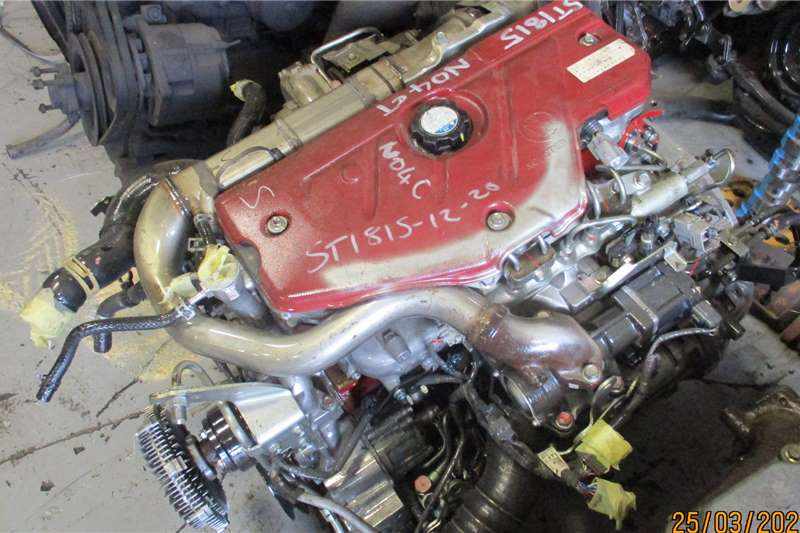 Hino Engines 300 NO4 ENGINE Truck spares and parts