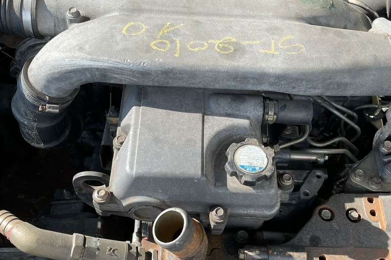 Hino Engines HINO JO5C TURBO ENGINE Truck spares and parts