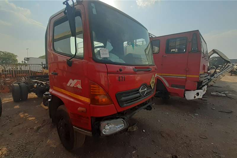 Hino Toyota Hino 500 10:176 Chassis Cab Stripping for s Truck spares and parts