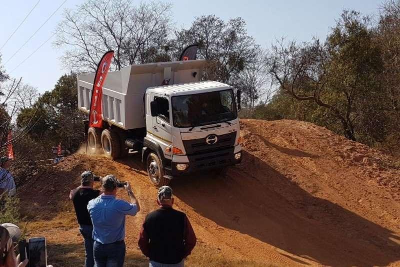 Hino Truck Tipper Hino Tipper truck 2019