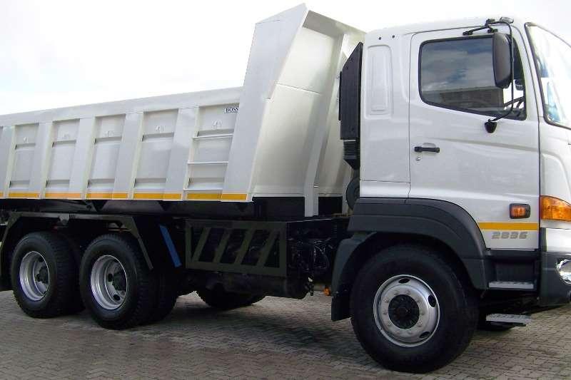 Hino Truck Tipper New Hino 500   2836 TIPPER 2019