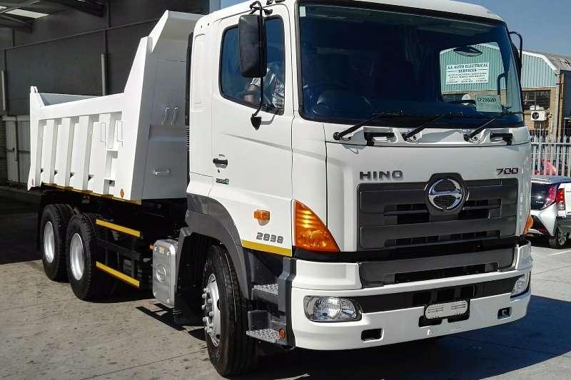 Hino Truck Tipper New Hino 700  2838 TIP 2019