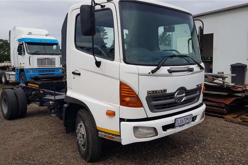 Hino Truck Tractors Single Axle Hino 500 4x2TT Low Mileage 2008