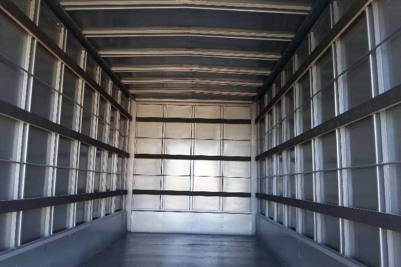 Hino Truck Van body Van body for any Hino truck. 2019