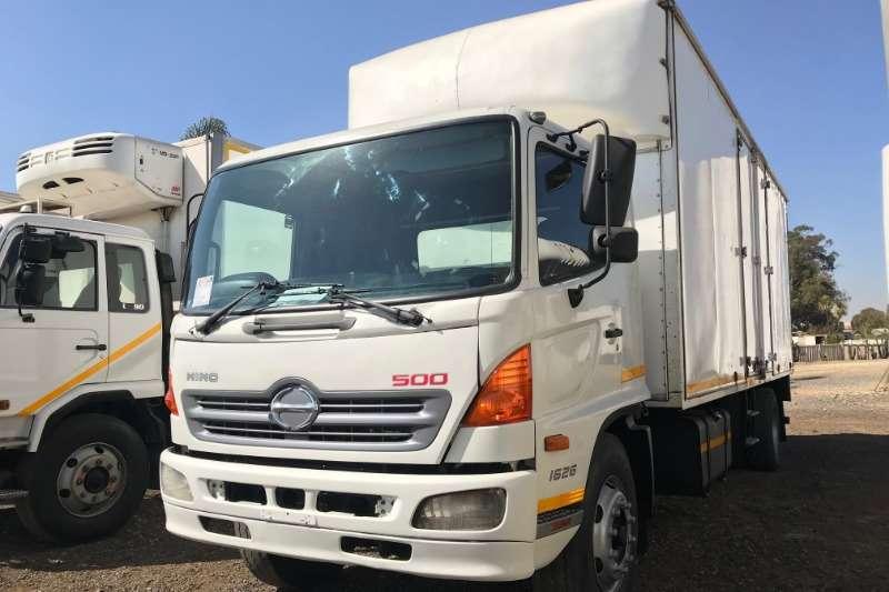Hino Truck Volume body 500 1626 Volume Body 2012