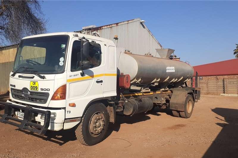 Hino Toyota Hino 500 15:257 8000L Water Tanker Water sprinkler trucks