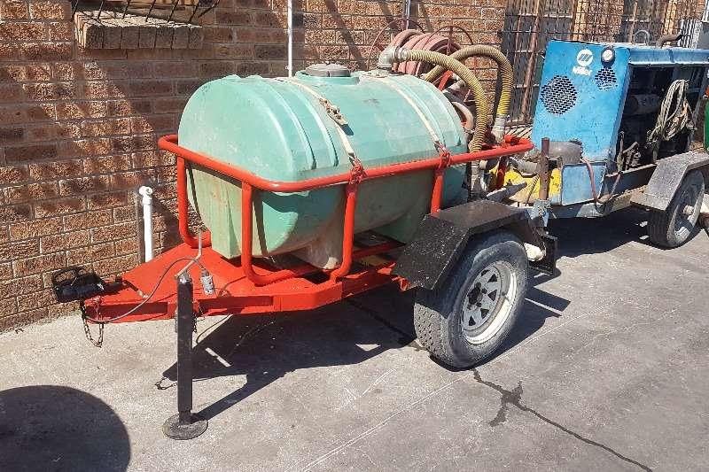 Homebuilt Trailers Water tanker Home Built Tanker Fire 2000